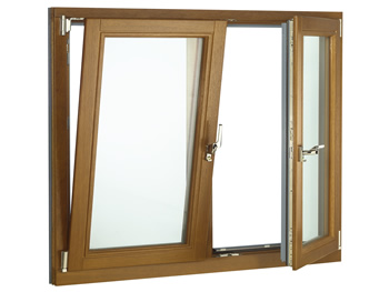 The Window That Acts Like A Door U2013 Turn The Handle 90 Degrees To Tilt The  Window And Allow Air In, Or Turn It A Further 90 Degrees And The Window  Opens ...
